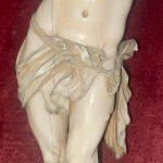 Antico Cristo in avorio scolpito del 1700 – 006