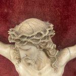 Antico Cristo in avorio scolpito del 1700 – 011